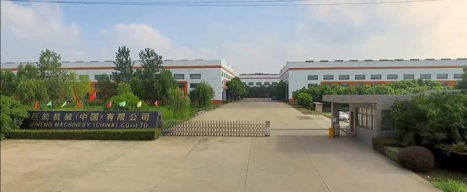 Juneng Machinery (China) Co., Ltd. Fabrik Tour