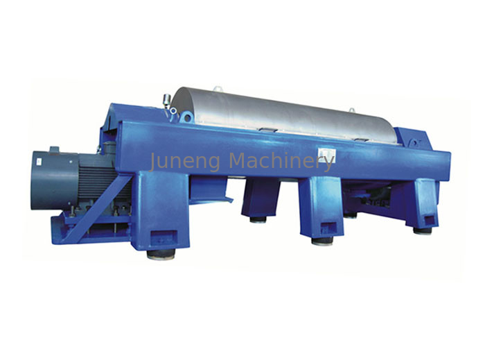Waste WaterTreatment Horizontal Decanter Centrifuge for Sludge Dewatering