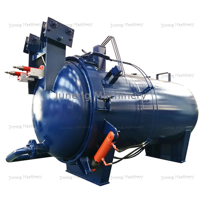 Industry Use Horizontal Leaf Filter Crude Oil / Lubrication Oil Filter Press