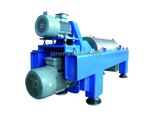 Starch Classification And Dehydration Decanter Centrifuge Separator Low Noise