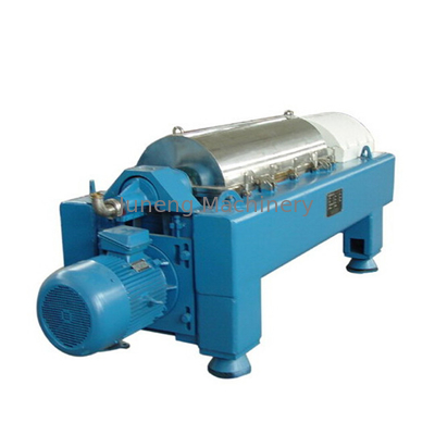 Starch Separation Decanter Centrifuge Continuous Operation Dual Motor