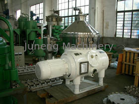 Cream Separator Machine Pressure 0.05Mpa Used Milk clarifier,Juice Separator