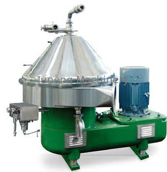 Special Design Milk Cream Centrifugal Separator Machine Used Beer Separator / Clarifier